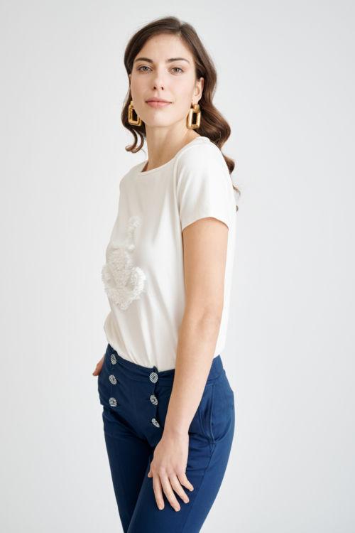 3D Sidro ženska majica