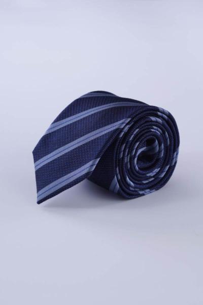 Svilena prugasta kravata