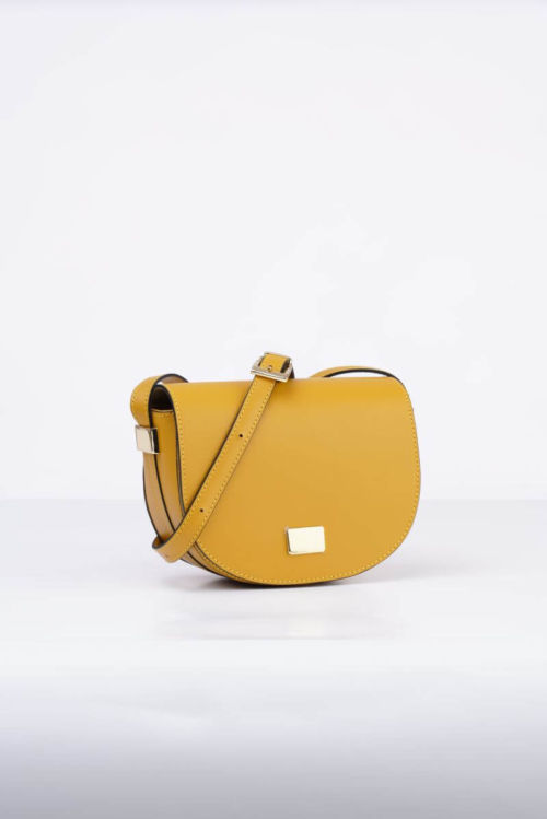 Mala ženska kožna torbica
