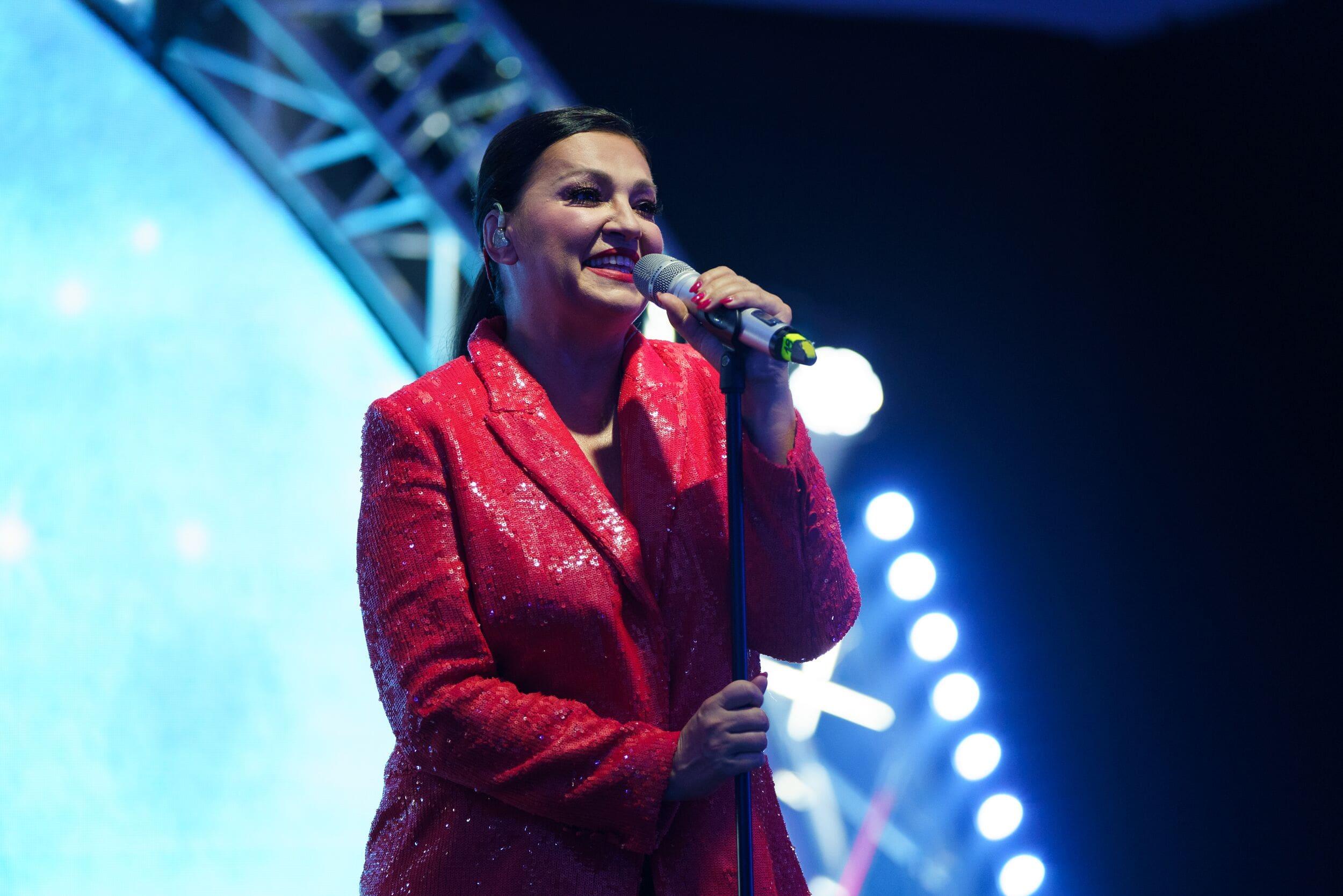 Nina Badrić Varteks revija CA