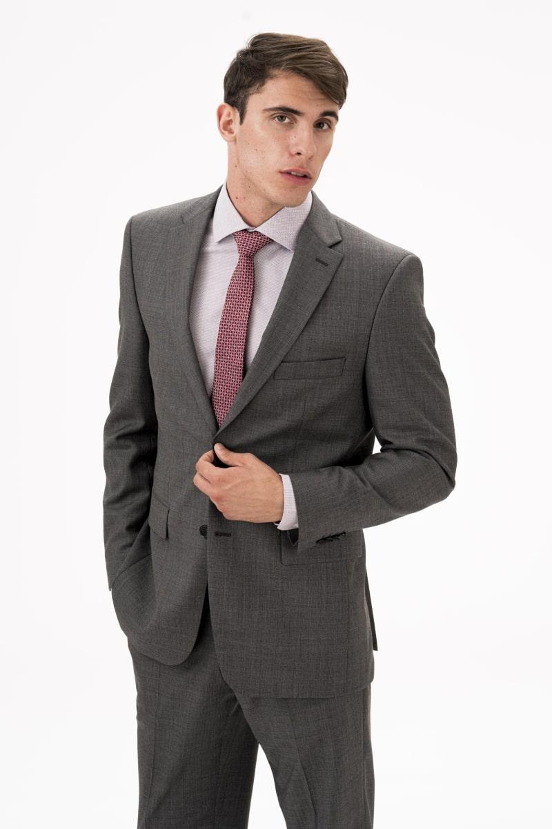 Muški sako od runske vune 110's - Comfort fit