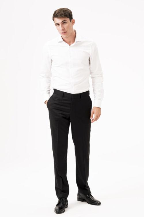 Klasične muške hlače 120's - Regular fit