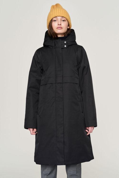 Ženska zimska jakna u dvije boje - Elvine