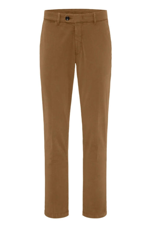 Muške hlače smeđih tonova - Fynch Hatton