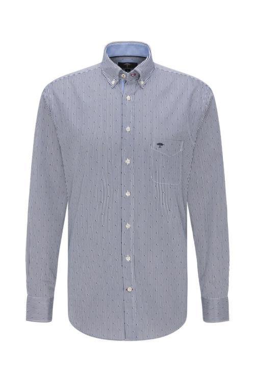 Muška košulja mikro uzorka u dvije boje - Fynch Hatton