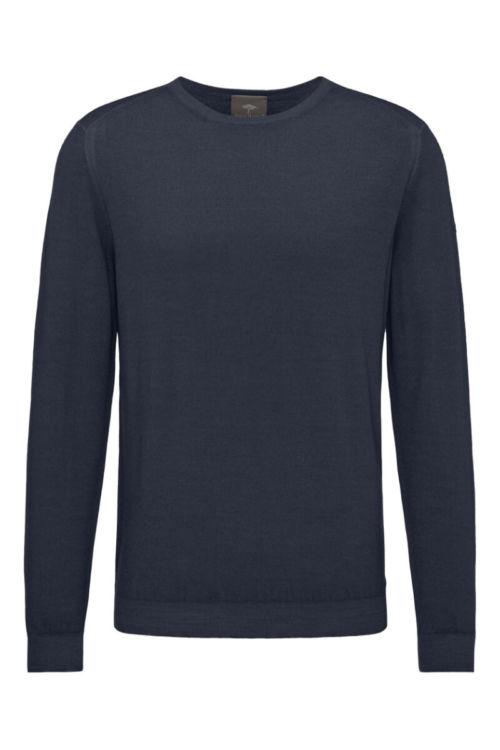 Vuneni pulover u dvije tamne boje - Fynch Hatton