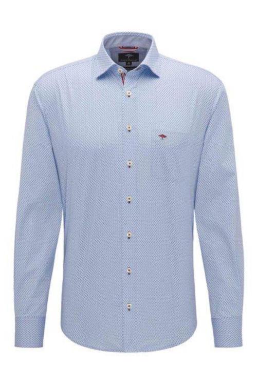 Muška košulja sitnog dezena u dvije boje - Fynch Hatton