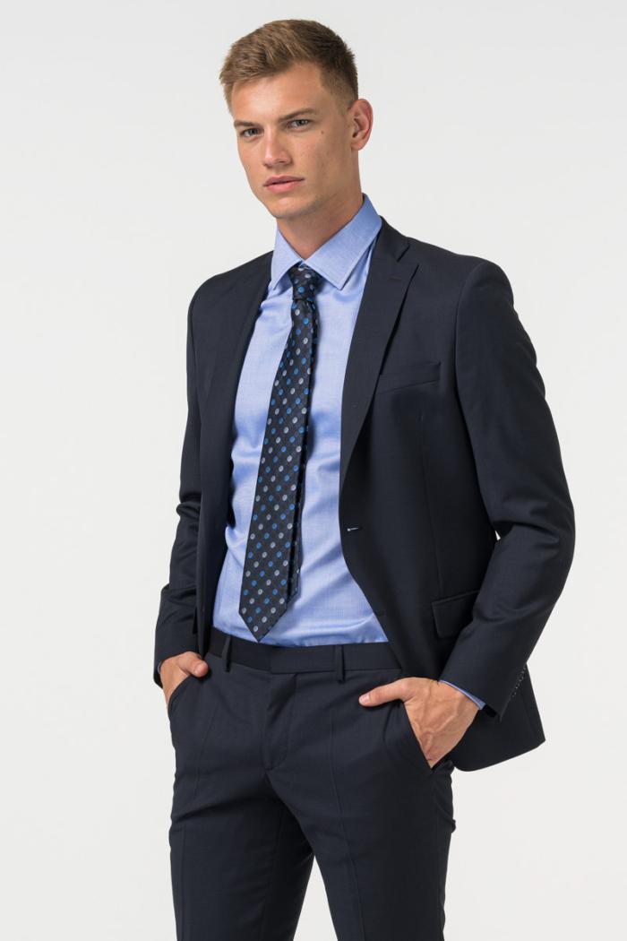 Varteks - Muški poslovni sako od odijela u dvije boje 120's - Slim fit