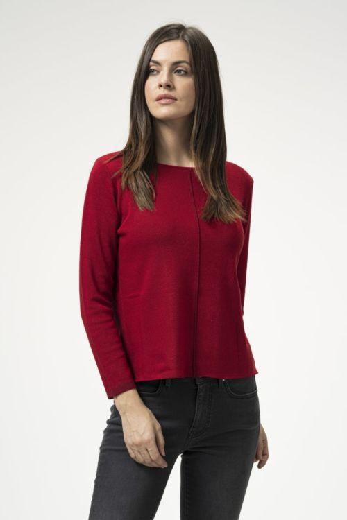 Ženski pulover u tri klasične boje