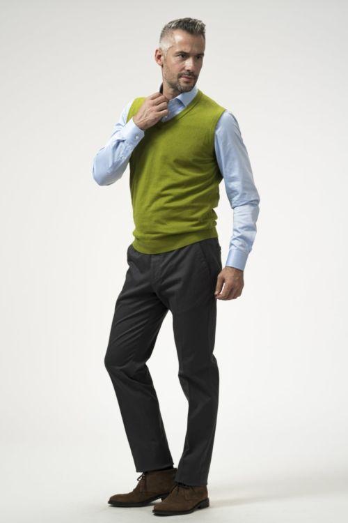 Klasične muške chino hlače u dvije boje - Regular fit