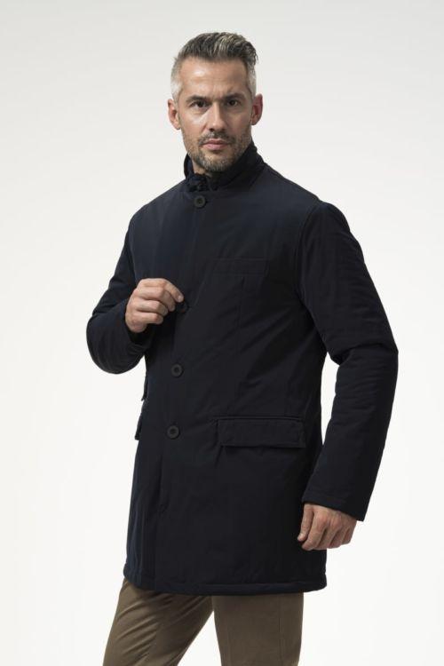 Muška zimska jakna u dvije boje