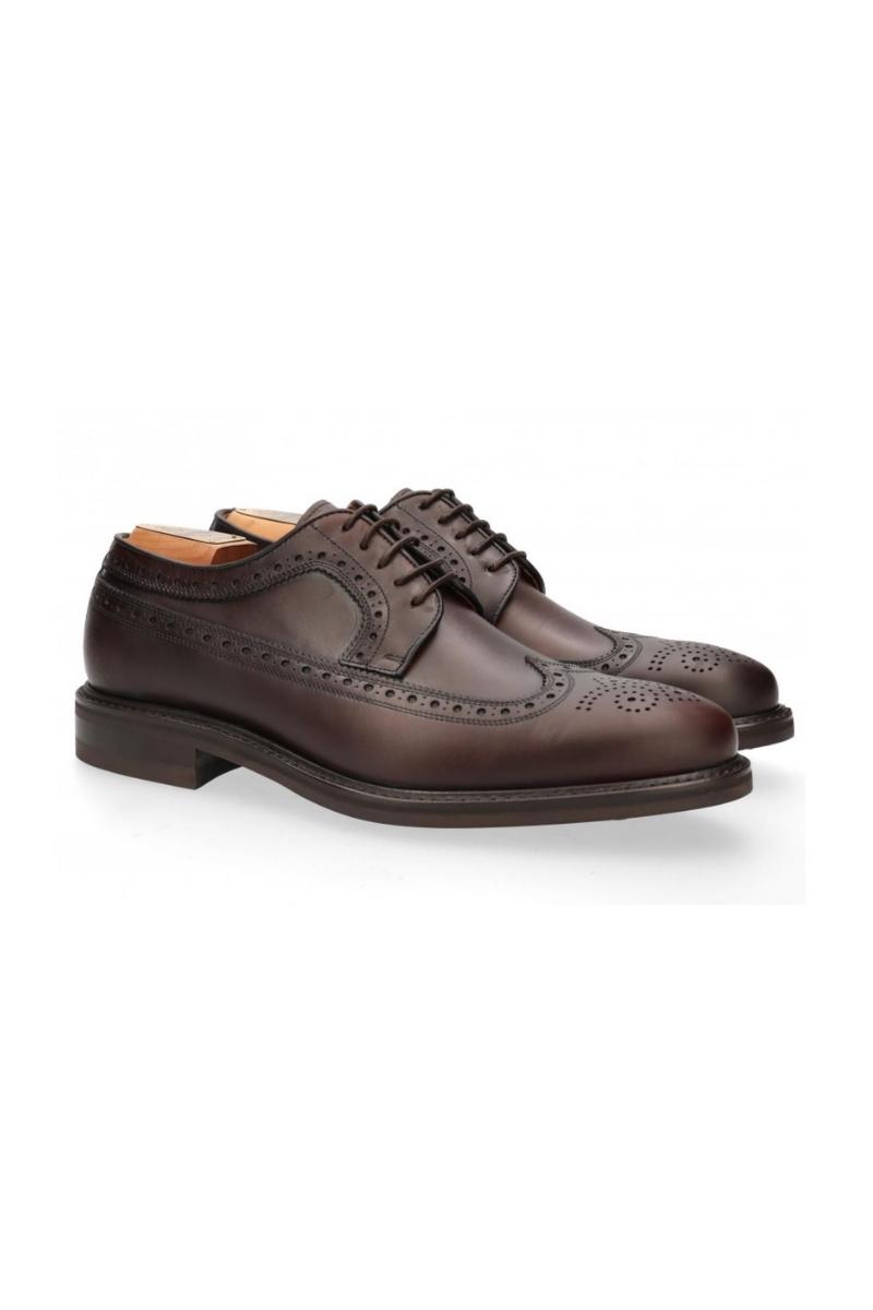 Tamno smeđe Derby cipele - Berwick