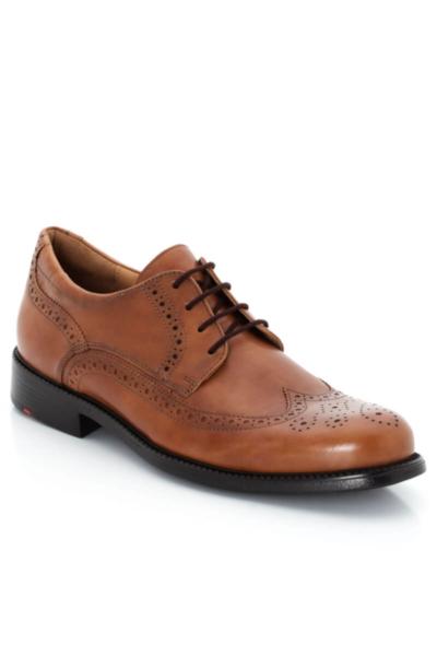 Svijetlo smeđe Derby cipele - Lloyd