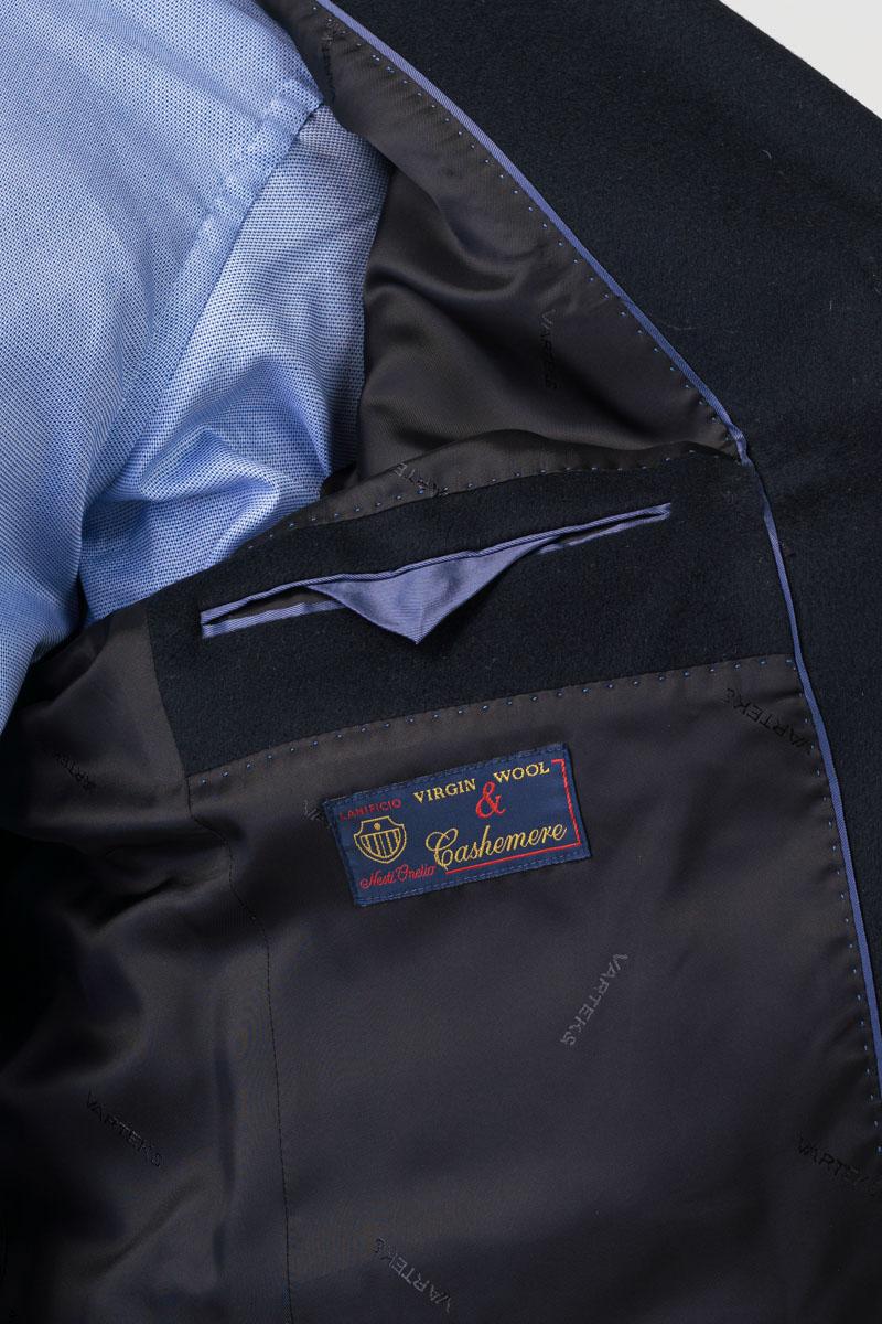 Limited Edition muški kaput od runske vune i kašmira