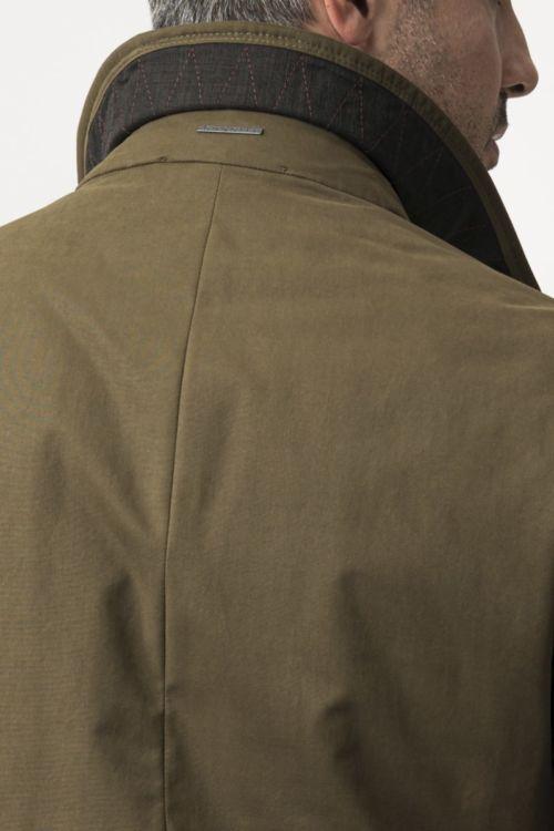 Muška maslinasto zelena jakna - bugatti