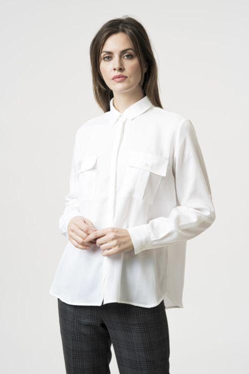 Ženska košulja dugih rukava u dvije boje