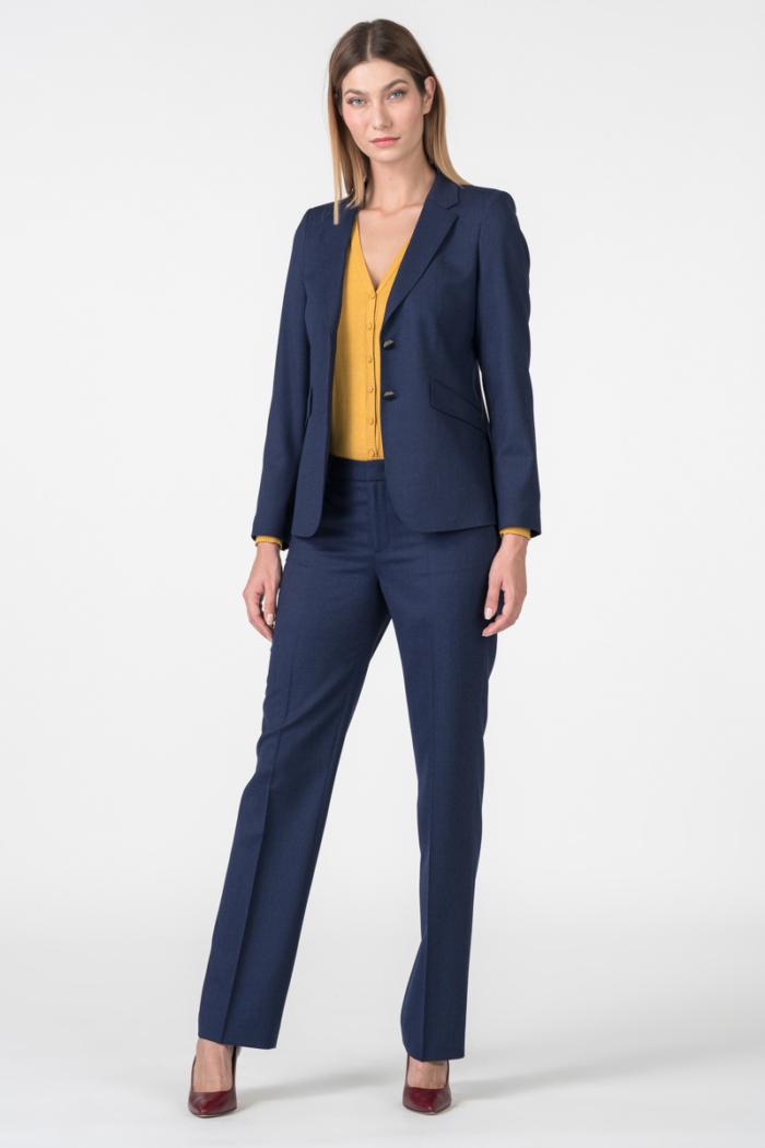 Varteks Ženske hlače na crtu u dvije boje