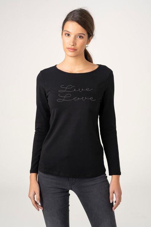 Ženska pamučna majica u četiri boje