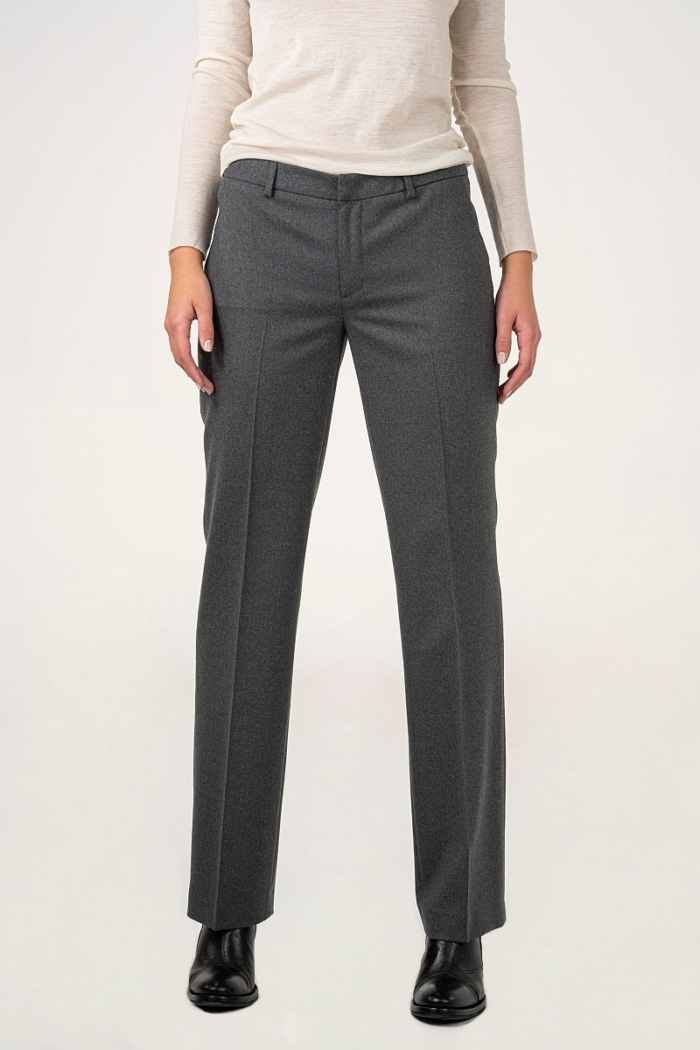 Varteks Women's trousers with crease in two colors