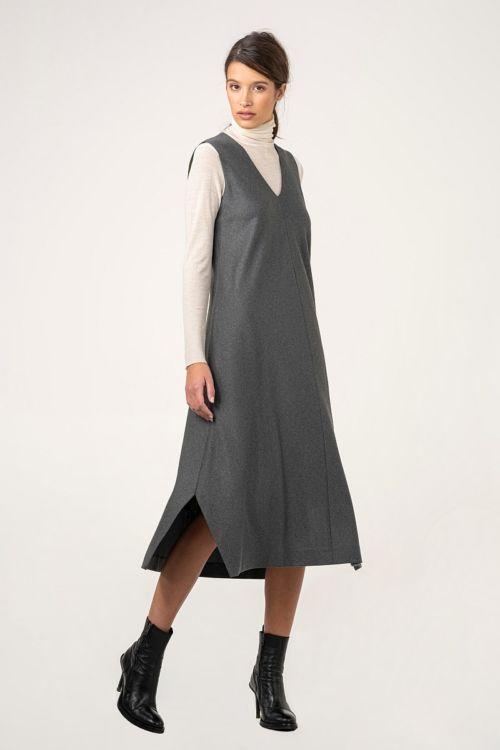 Ženska haljina bez rukava