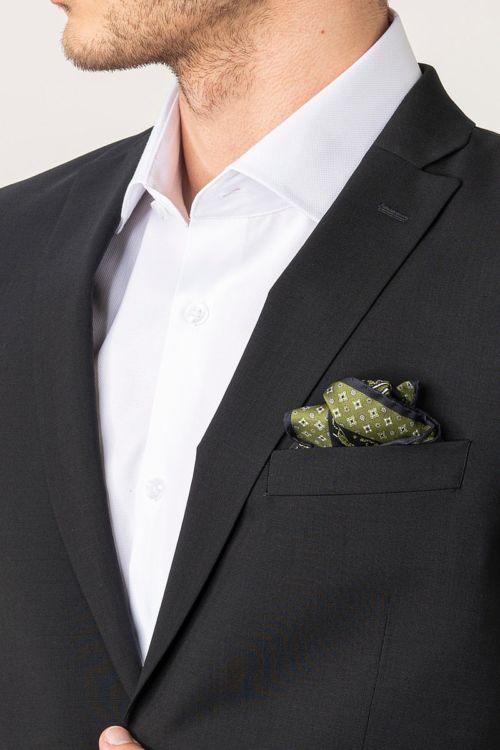 Crni sako od odijela - Slim fit