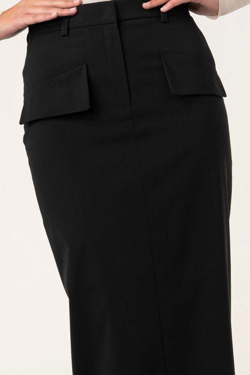 Pencil suknja od runske vune