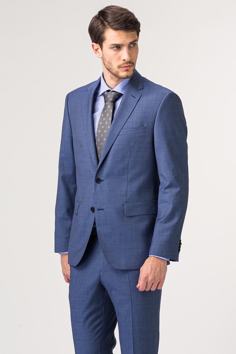 Muško odijelo od runske vune u dvije plave boje