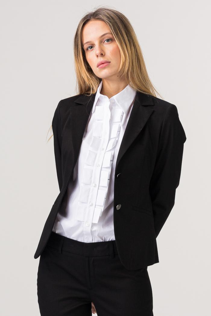 Poslovni ženski crni sako