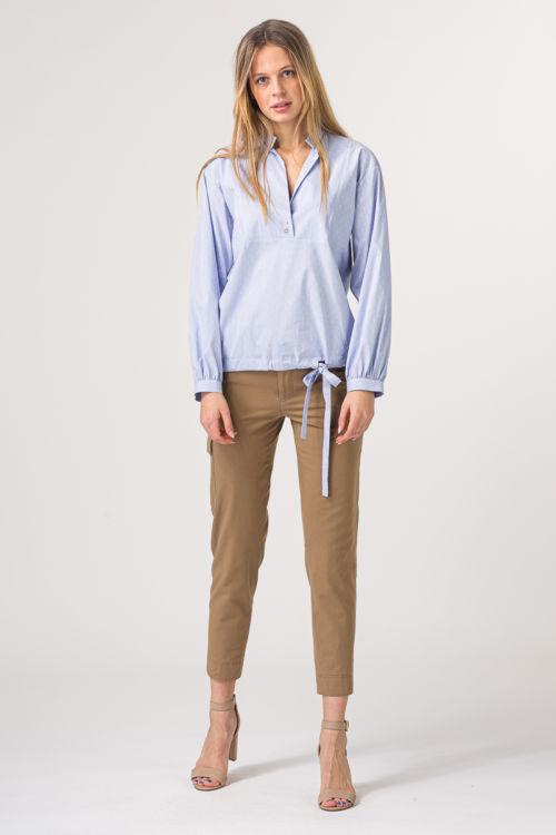 Ženske hlače 7/8 u dvije boje