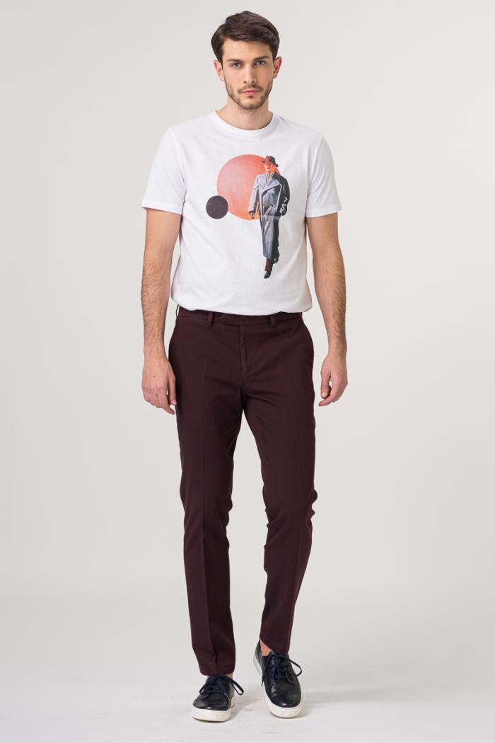 Chino hlače u dvije boje