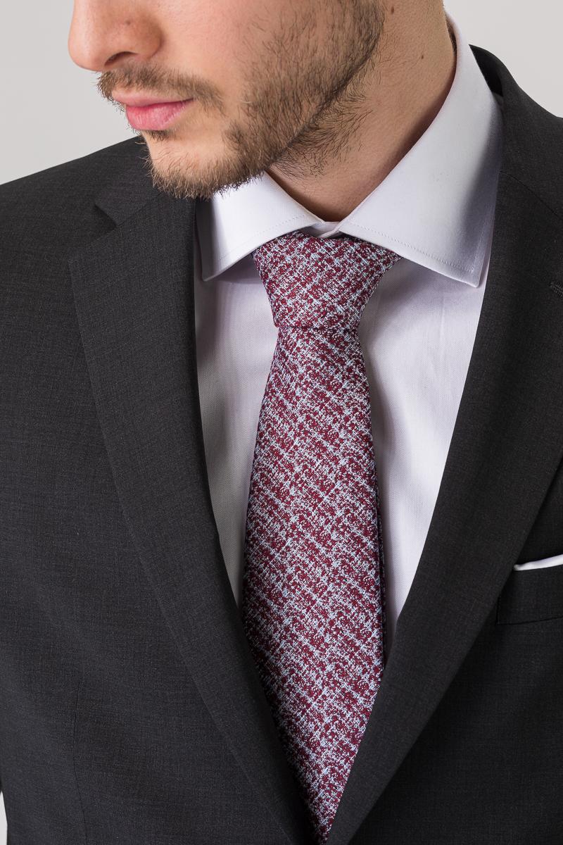 Antracit sivi sako od odijela - Regular fit