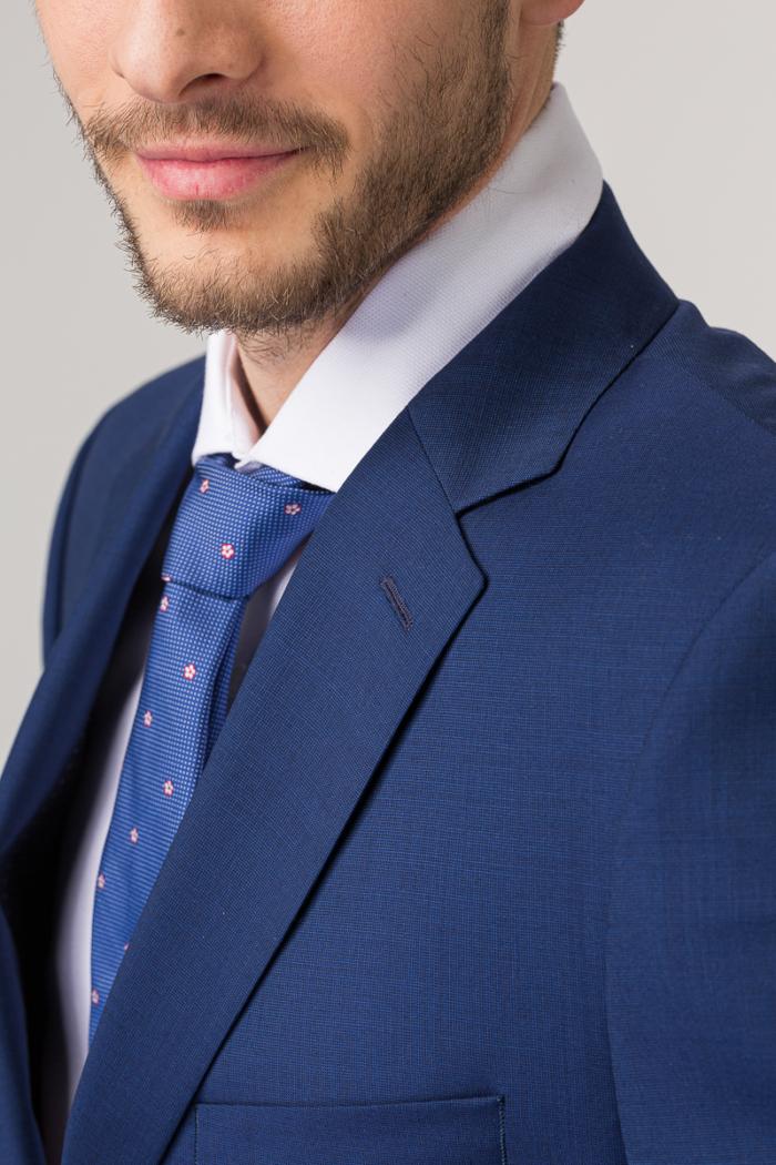 Muško odijelo kraljevsko plave boje - Comfort fit