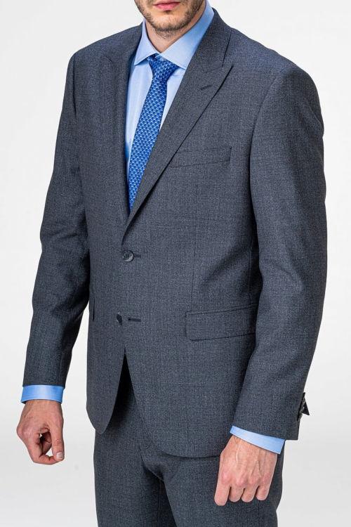Limited Edition – Muško sivo odijelo - Loro Piana stretch
