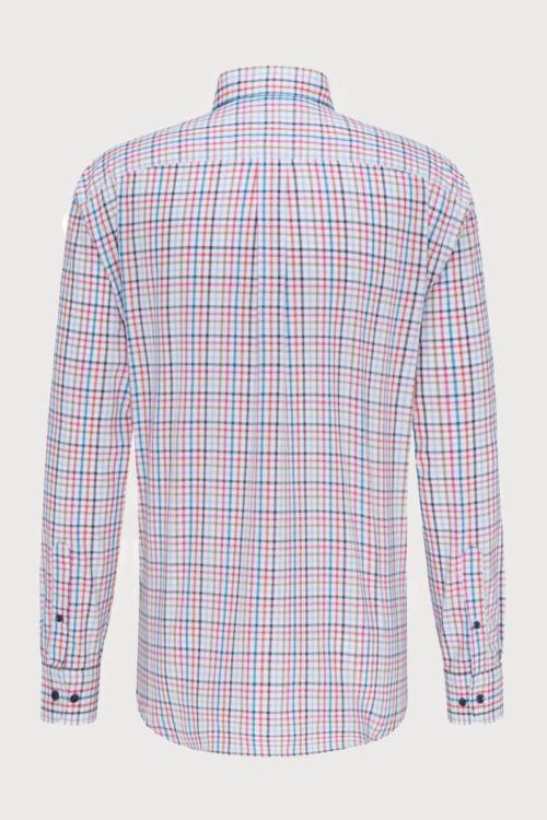 Muška košulja kariranog uzorka - Fynch Hatton