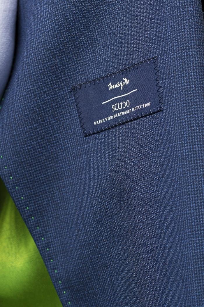 Limited Edition – Ženski baloner od 100 % vune sa zaštitom od kiše i vjetra