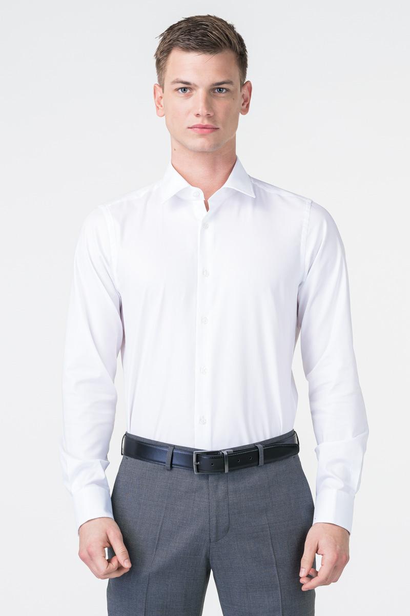 Varteks Klasična muška košulja Royal Oxford u dvije boje - Slim fit