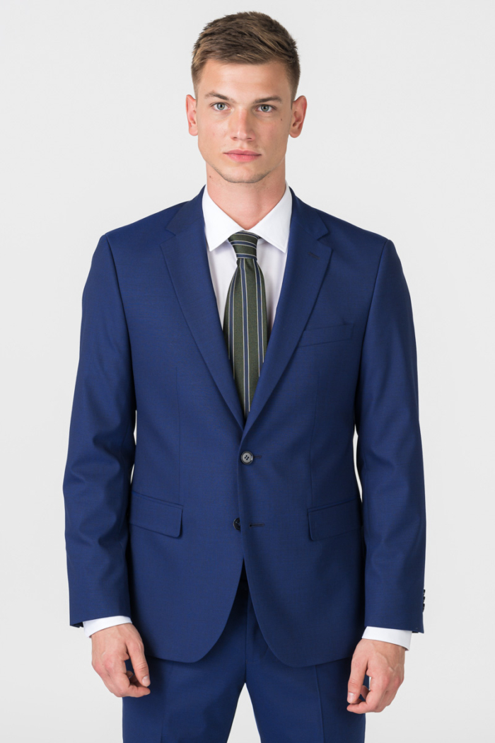 Varteks YOUNG - Royal blue blazer - Regular fit