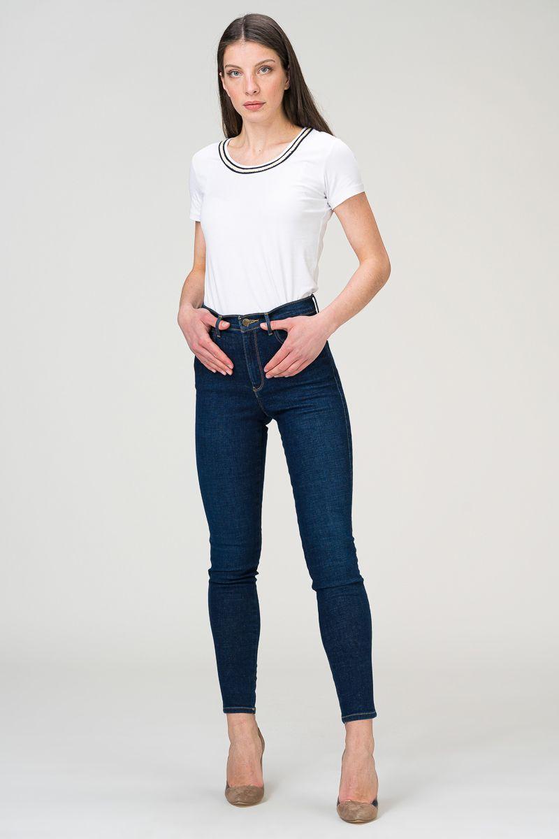 Ženske high rise skinny traperice - Wrangler