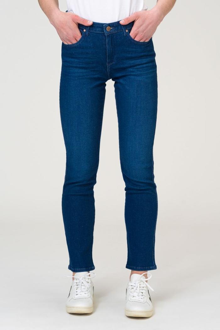 Ženske straight jeans hlače - Wrangler