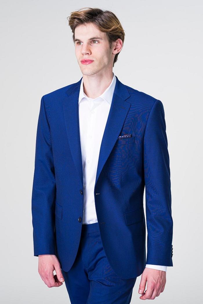 Klasična muška košulja Royal Oxford u dvije boje - Slim fit