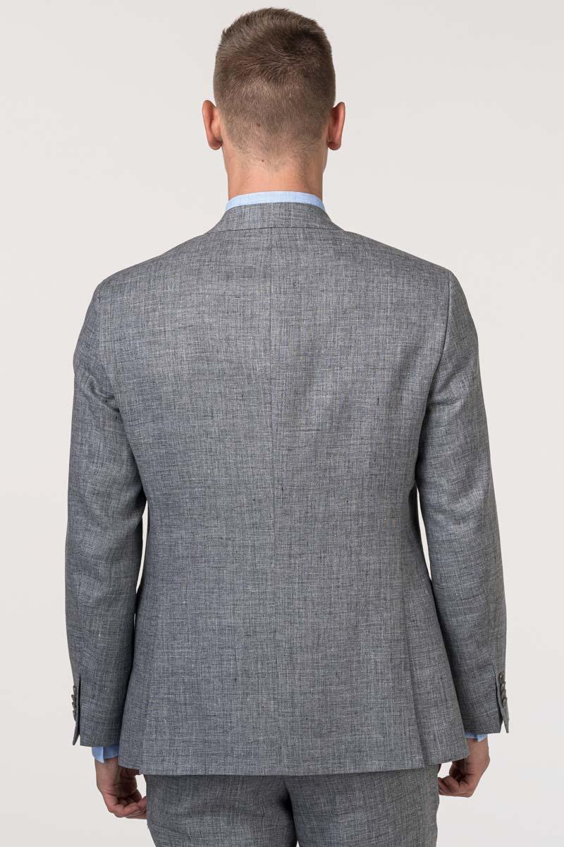 VARTEKS - Muški laneni sako u tri boje natural stretch – Regular fit