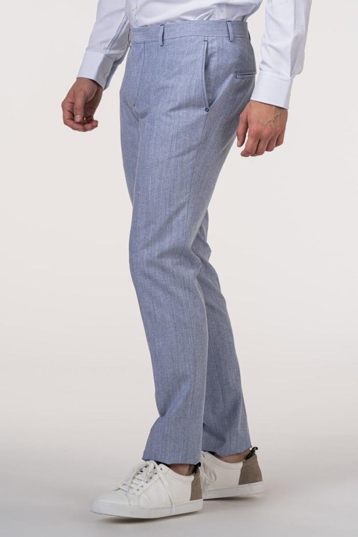 Muške hlače sportskog izgleda u dvije boje – Slim fit