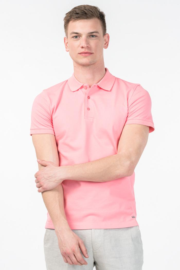 Varteks Muška polo majica kratkih rukava - Slim fit