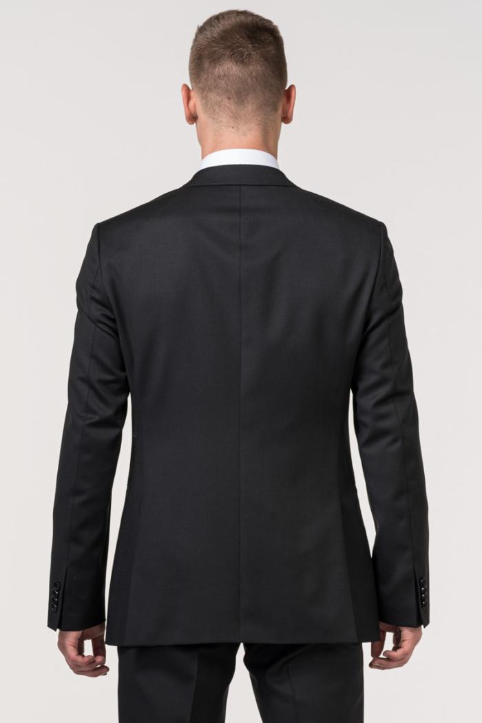 VARTEKS - Muški smoking sako od vune Super 100's – regular fit