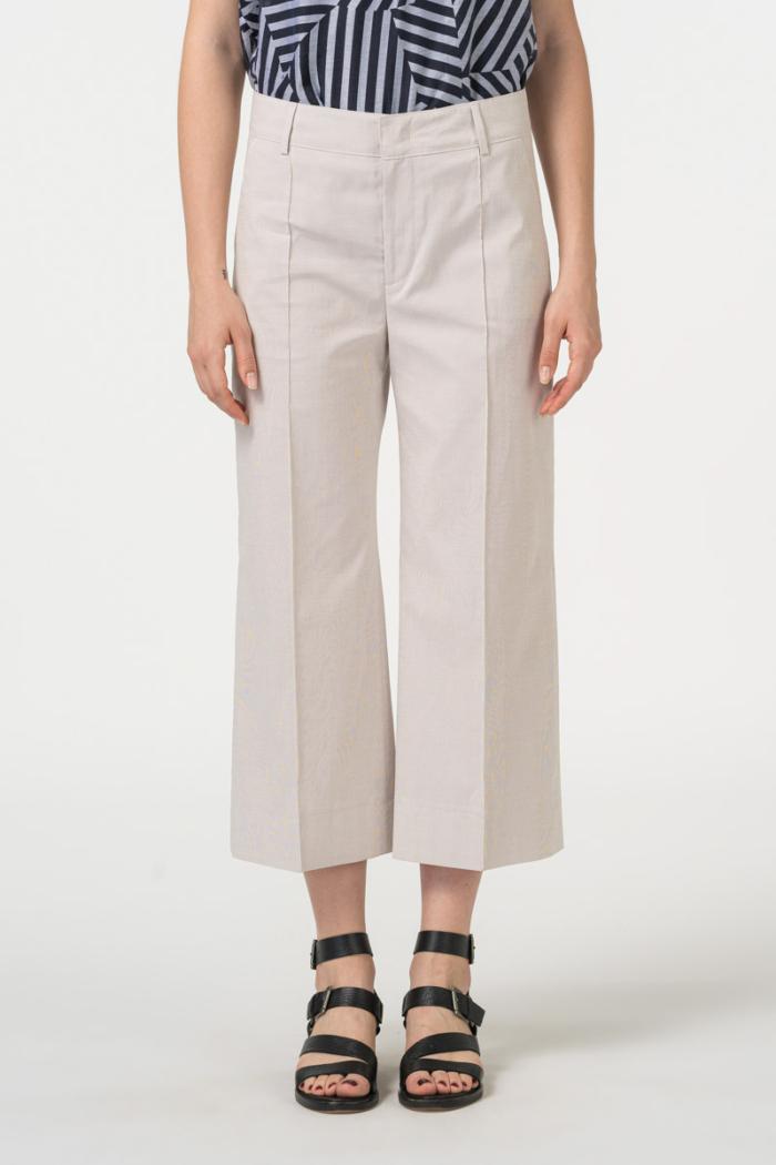 Varteks - Ženske široke hlače u dvije boje dužine 7/8