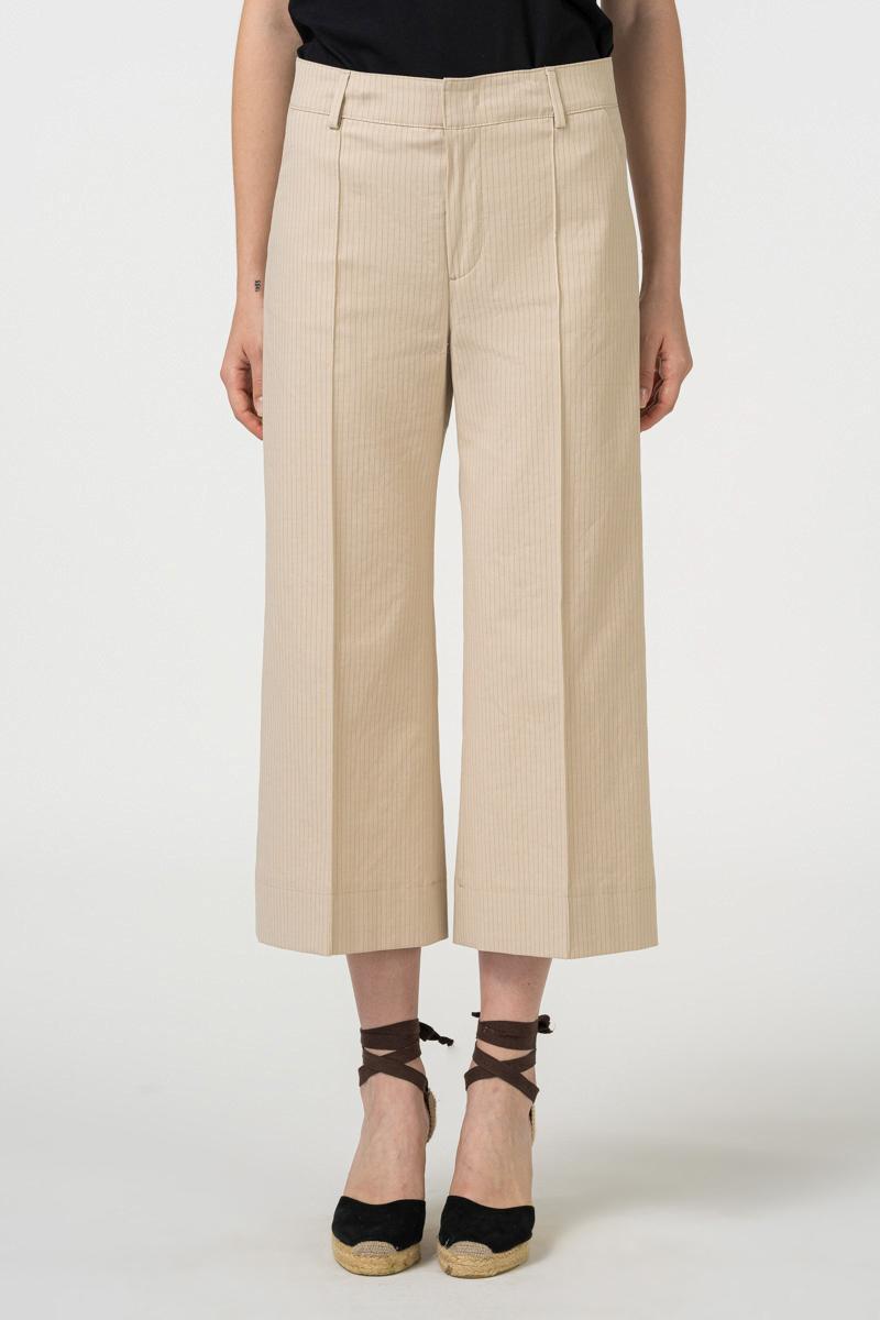 Varteks Široke ženske hlače 7/8 u dvije boje