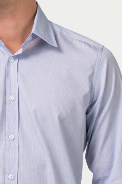Varteks Pamučna muška košulja svijetlo plave boje