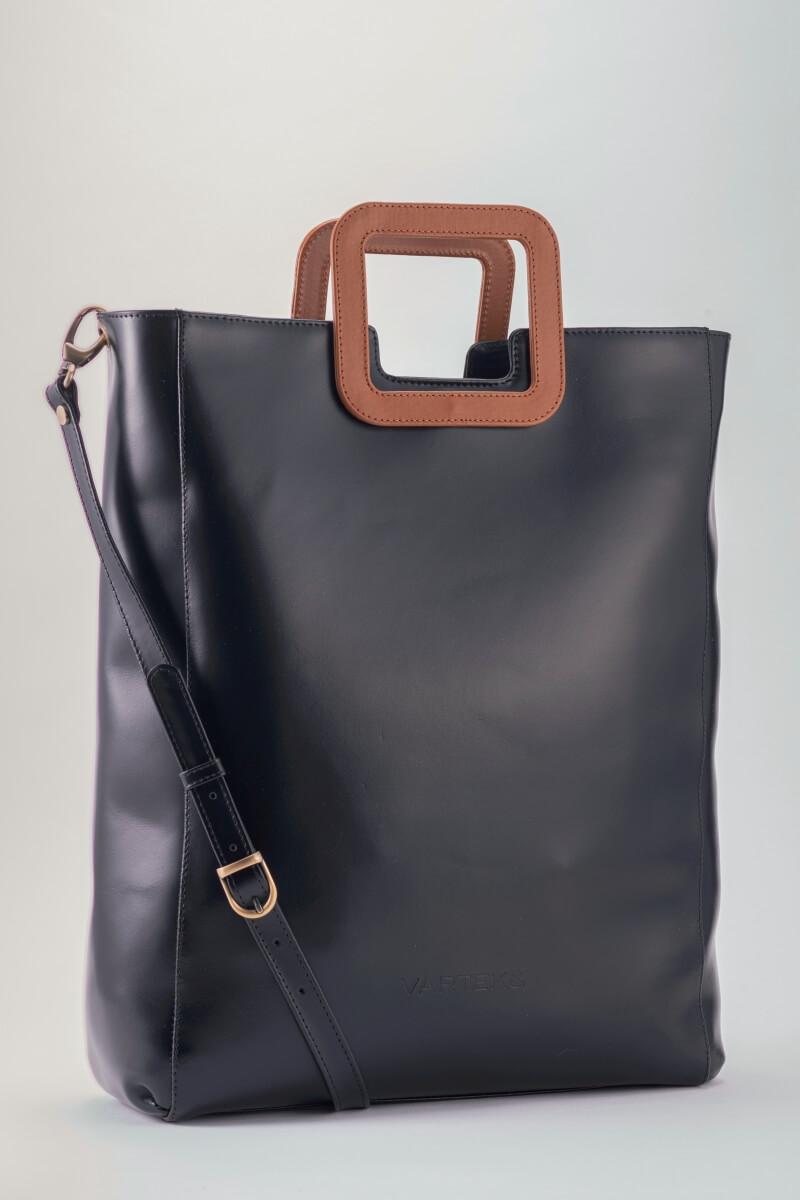VARTEKS Ženska velika shopper torba u tri boje