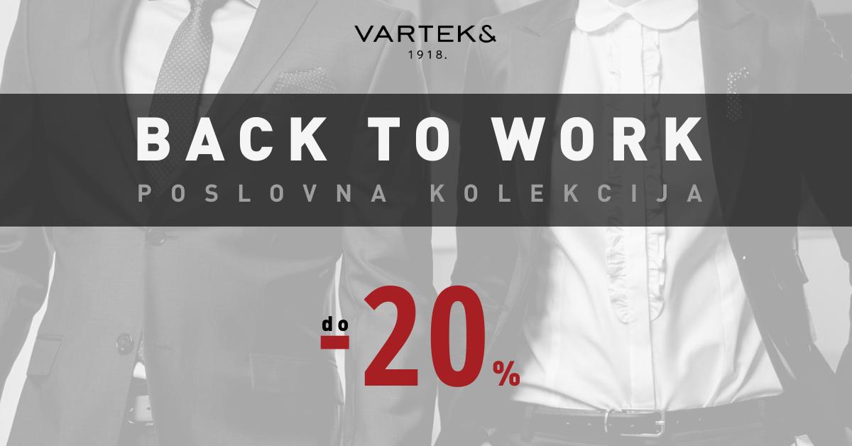 Back2Work20 - Facebook Ad