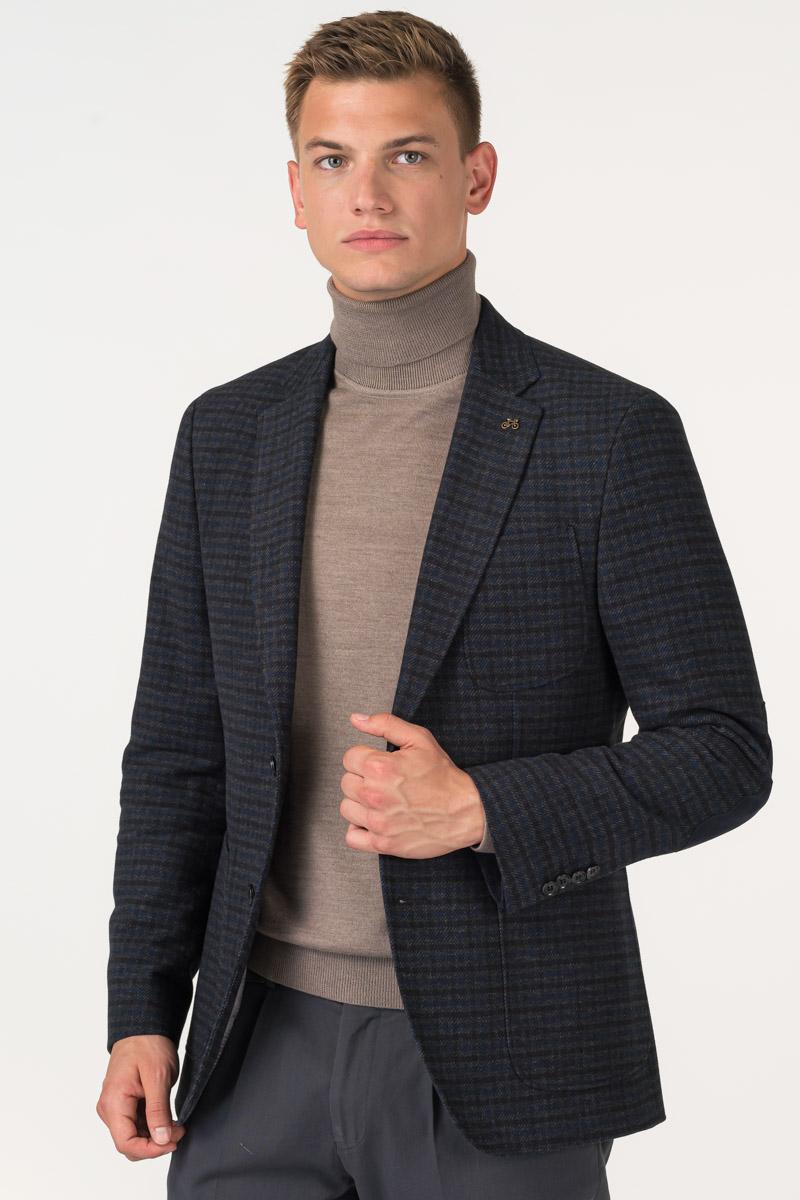 VaraždinKarirani muški sako s odvojivim umetkom - Regular fit